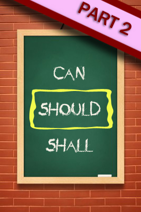 Can Shall Should -P2-1