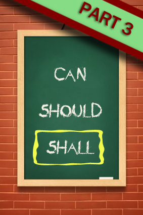 Can Shall Should -P3-1