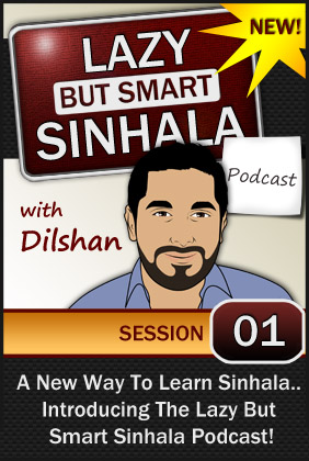 Lazy But Smart Sinhala Podcast - Session 1