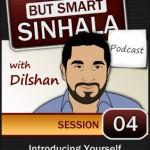 learn sinhala podcast - session 4