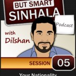 sinhala podcast nationality in sinhala