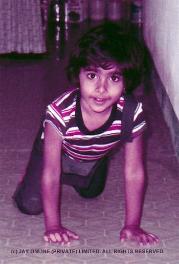 4-year old dilshan jayasinha
