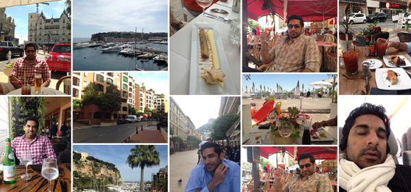 when i went back to monaco lazy but smart sinhala