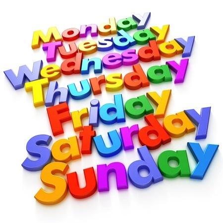 8 days of the week in sinhala-1